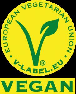 V-Label european vegetarian union
