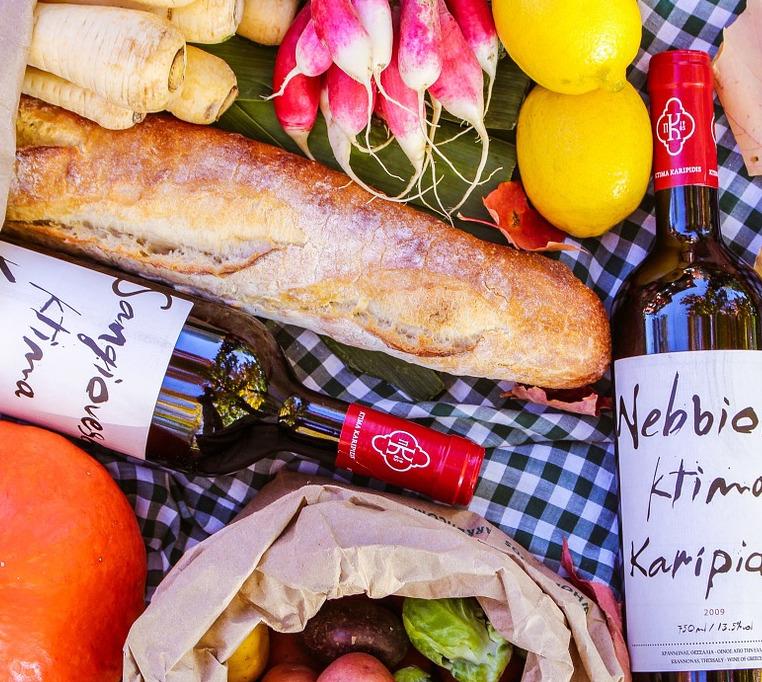 veganer Wein 1