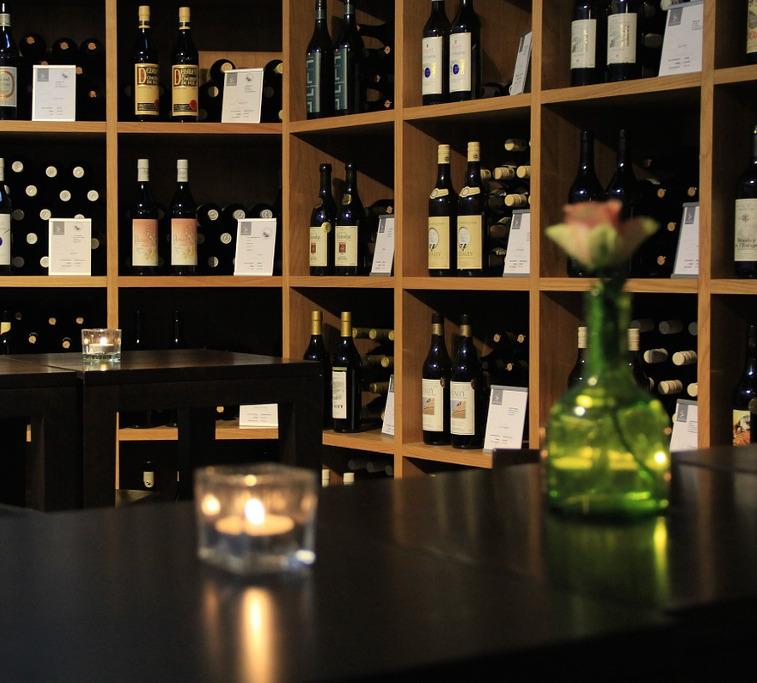 Wein aus dem Weindepot 1