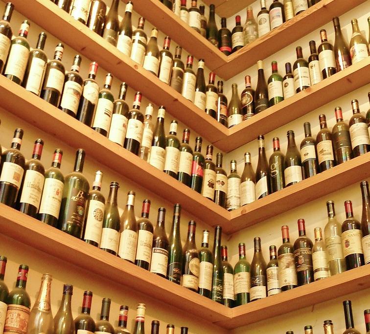 Wein aus dem Supermarkt 1