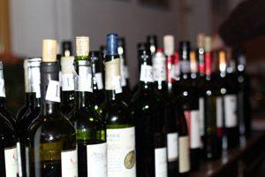 Weinauswahl Weinprobe Weinkontor Darmstadt